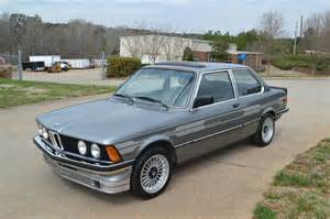 1982 Bmw 320i Tuner Tuesday 1982 Bmw 320i Alpina German Cars For Sale