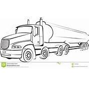 Truck Lorry Tir Royalty Free Stock Image  14908966