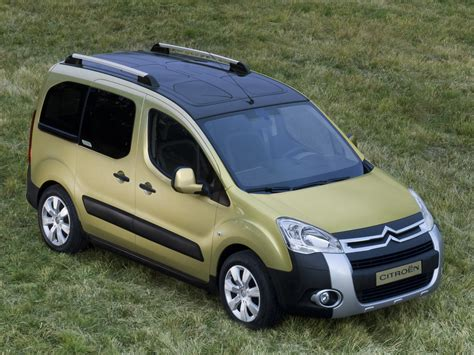 citroen berlingo citroen berlingo xtr 2008