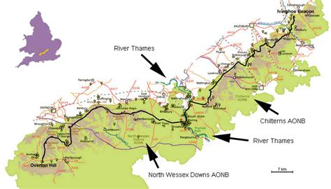 thames river trail map downloads visit goring and streatley