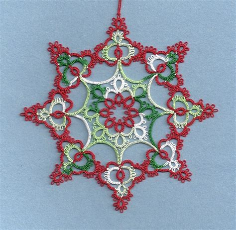 tatting fool december 2010