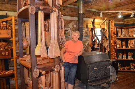national woodworking show local business products used on national cooking show