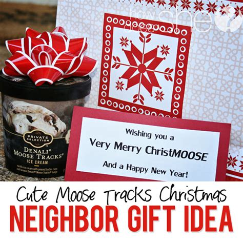 moose tracks christmas gift