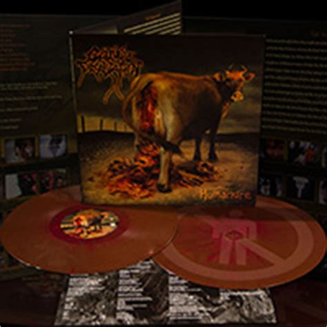 Cattle Decapitation The Harvest Floor by Cattle Decapitation S To Serve Man Available On Vinyl