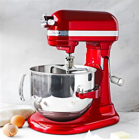 kitchen aid stand mixer kitchenaid 174 pro line 174 stand mixer 7 qt williams sonoma