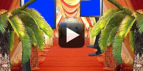 Wedding Entrance Background by Wedding Backgrounds Entrance Tv Monitor Displaying All