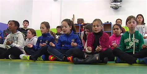educacin mindfulness el el aula se convierte en espacio de meditaci 243 n instituto esmindfulness cursos mbsr en barcelona