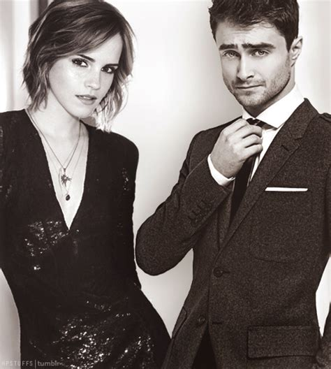 emma watson and daniel radcliffe 2017 harry potter image 1293287 by awesomeguy on favim com