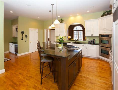 Superior Kitchen Cabinets That Sit On Countertop #6: Diamond-Shaped-Kitchen-Island.jpg