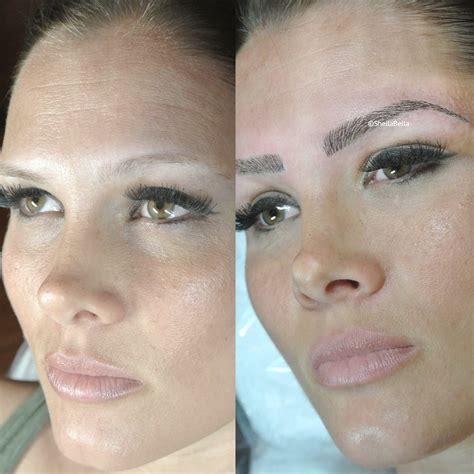 the progress of permanent makeup sheila bella permanent brows sheila bella permanent makeup upcomingcarshq com