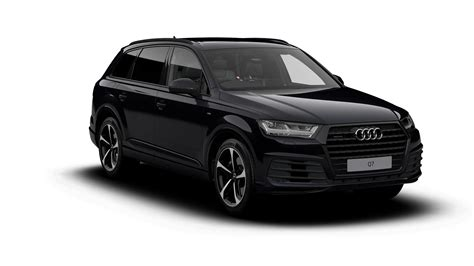 Audi Q8 Black by 2018 Audi Q7 Black Edition News And Information