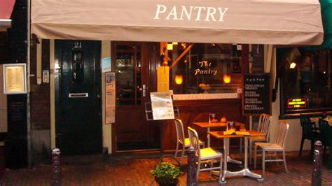 Pantry Restaurant by The Pantry In Amsterdam Restaurant Reviews Menu And