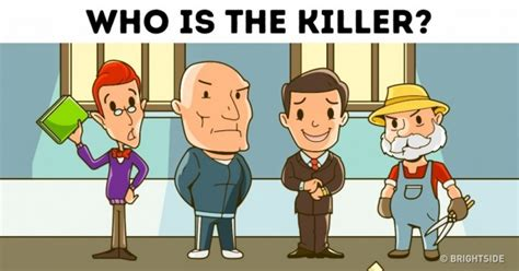 who is the killer 7 mystery crime riddles only a true detective can solve