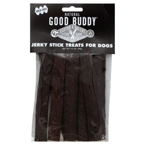 castor for dogs castor pollux buddy stick treats for dogs 11 ct