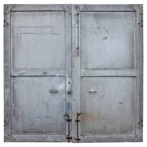 antique metal industrial doors at 1stdibs