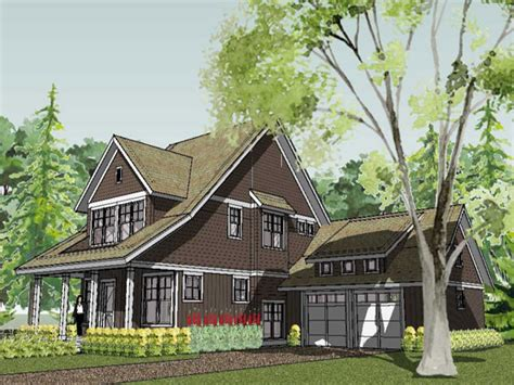small house plan style bungalow small  bedroom house
