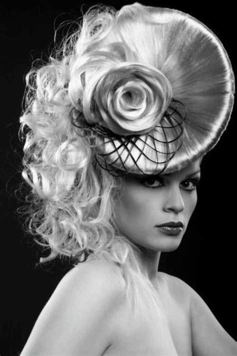 womens haircut fantasies 66 best avant garde hair images on pinterest avant garde