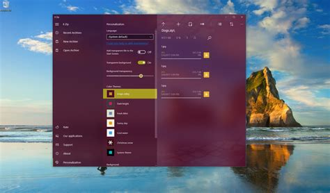 Big 8 An Update by Big 8 Zip Update Adds Touch Of Fluent Design Lots Of New