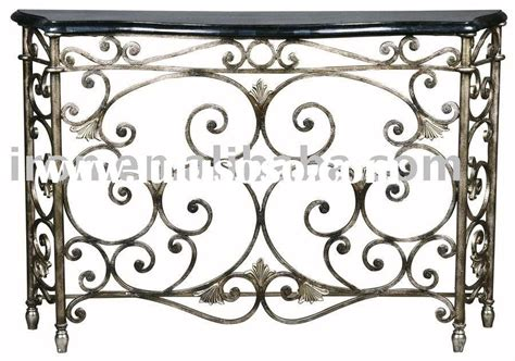 related wrought iron wrought iron console table legs images