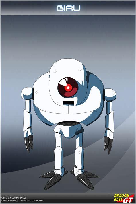 imagenes de goku robot dragon ball gt giru by dbcproject on deviantart