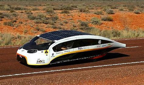 Electric Cars Future Range Electric Car News Solar Powered Ev Has As The Future