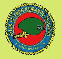 Pisau Komando Malaysia penukaran logo