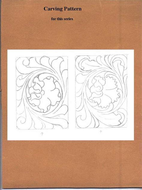 design patterns pdf the gallery for gt leather carving patterns pdf
