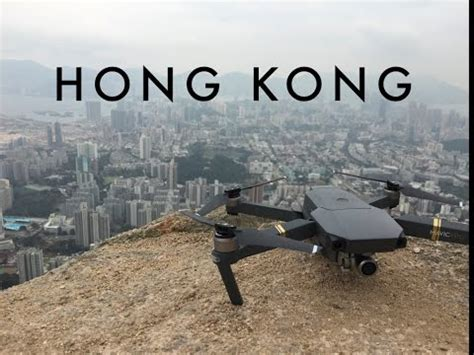 drone   hong kong dji mavic pro youtube
