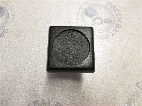 boat gauges square square blank empty gauge hole filler 1990s bayliner capri