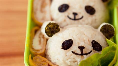 Onigiri Hello 1 how to make panda onigiri kawaii kakkoii sugoi