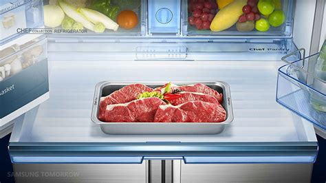 Cooked Refrigerated Chicken Shelf by How To Keep Your Fridge Cleaner And Your Food Fresher