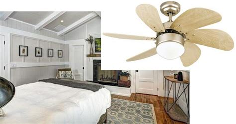 bedroom ceiling fans reviews choosing best ceiling fan with light and remote