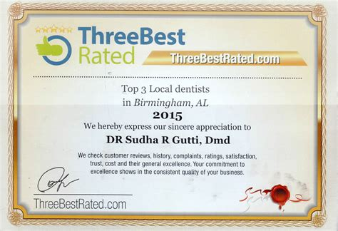 comfort dental lawsuit bet dentist in birmingham al award by threebestrated com