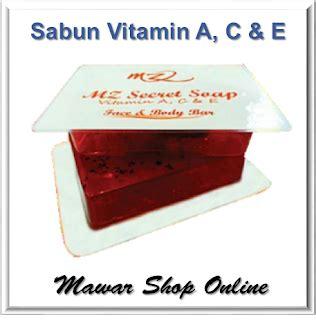 Sabun Muka Vitamin A C Dan E Sabun Vitamin A C Dan E Kedai Pilihan Anda