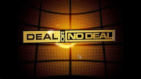 Deal Or No Deal Tokens Hack Youtube Deal Or No Deal