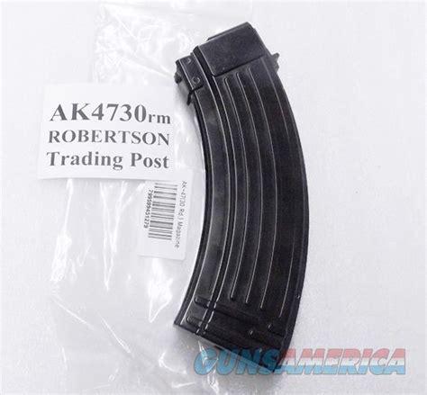 Teflon Korea ak47 magazines 30 all steel kci korea 7 6 for sale