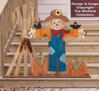 halloween pallet wood scarecrow pattern