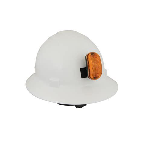 safety lights for hats erb hat safety light fullsource com