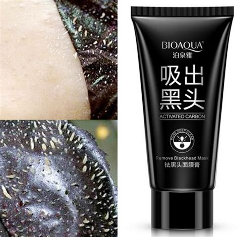 brand black mask bioaqua black remover acne treatment