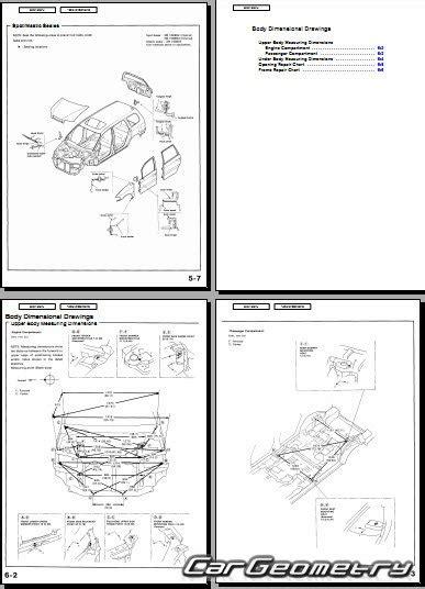 service and repair manuals 1995 honda odyssey spare parts catalogs размеры honda odyssey 1995 1998 body repair manual