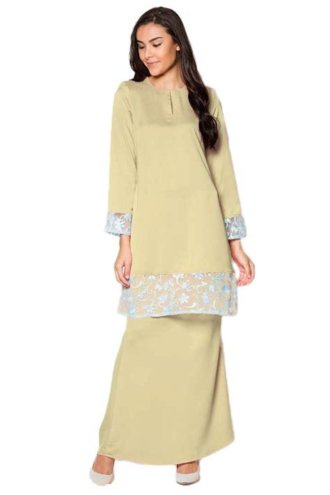 Baju 1 Set fashion baju kurung beige 1 set end 8 11 2019 11 45 am