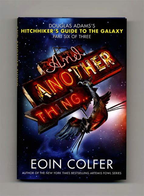this that and another thing books and another thing 1st us edition 1st printing eoin
