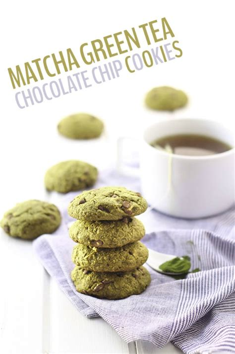 Cookies Green Tea Dengan Sensasi Coklat Mint 25 st s day green tea recipes healthy nibbles bits