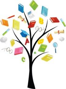 tree books book knowledge tree free vector in adobe illustrator ai