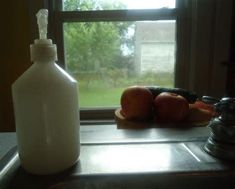 Handmade Liquid Soap - non toxic liquid soap heavenly homemakers