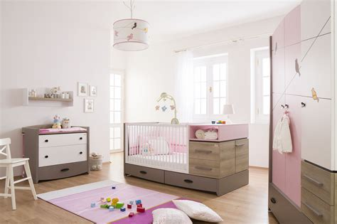 pink  brown nursery baby waplag bedroom  babies