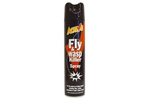 Sprei Kode H Uk 180x200 active fly wasp spray pest clh healthcare