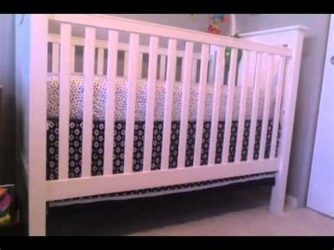 Pottery Barn Cribs Reviews by Kendall Fixed Gate Crib From Pottery Barn Review
