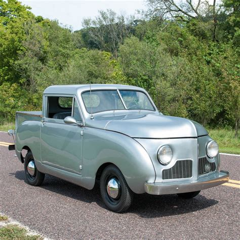 crosley car bangshift com 1947 crosley pickup truck for sale on ebay