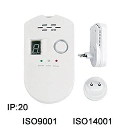 Gas Alarm Lpg Pendeteksi Kebocoran Gas Elpiji alarm kebocoran gas bantu mendeteksi kebocoran gas dengan cermat harga jual